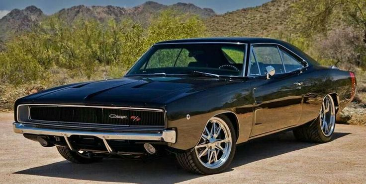 1968 Dogde Charger RT