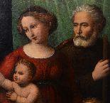 Sposalizio mistico di Santa Caterina, Prima metà XVI secolo-2