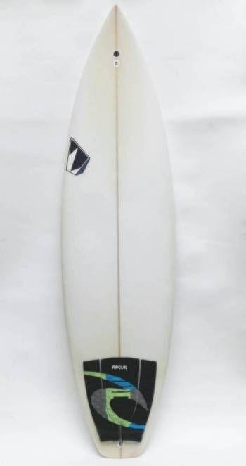 Prancha de Surf Zampol Day After, medidas 5'11