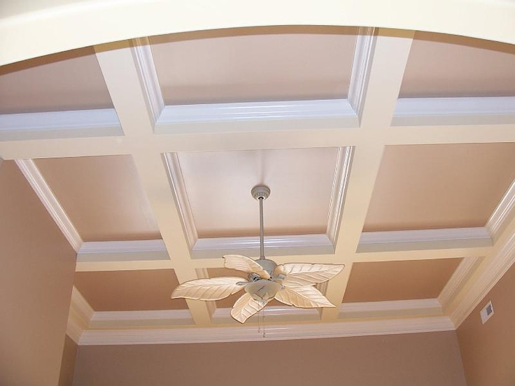 Coffered Ceiling Or Tray Ceiling: Best 12 Ceiling Ideas Images On Pinterest
