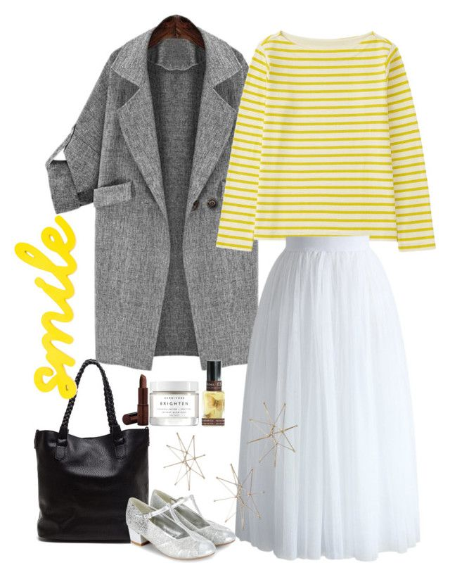 """""""#62"""" by porcorosso25 on Polyvore featuring Uniqlo, Chicwish, Monsoon, Fashion Fair and TokyoMilk"""