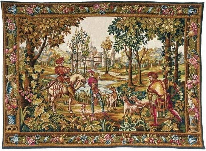 Pin By Tapisseries De Flandres On Reproduction Tapisseries Antiques Tapestry Tapestry Weaving Unicorn Tapestries