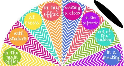 Where is the School Counselor sign you can print and use in your own office!