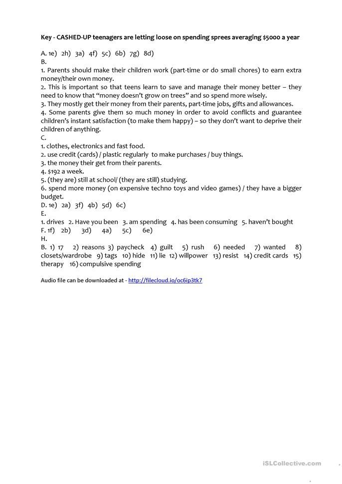 Pin On English Worksheets