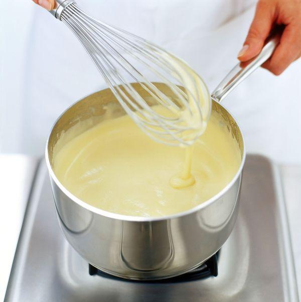 pastry cream