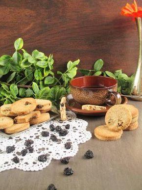 Meggyes keksz paleo