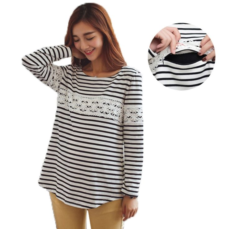 Cheap shirt chinese, Buy Quality shirt slim directly from China shirt uk Suppliers: 11 Colors Maternity Nursing Top Clothing for Feeding Velvet Warm Breastfeeding Tops Clothes Long-sleeved Breast Feeding