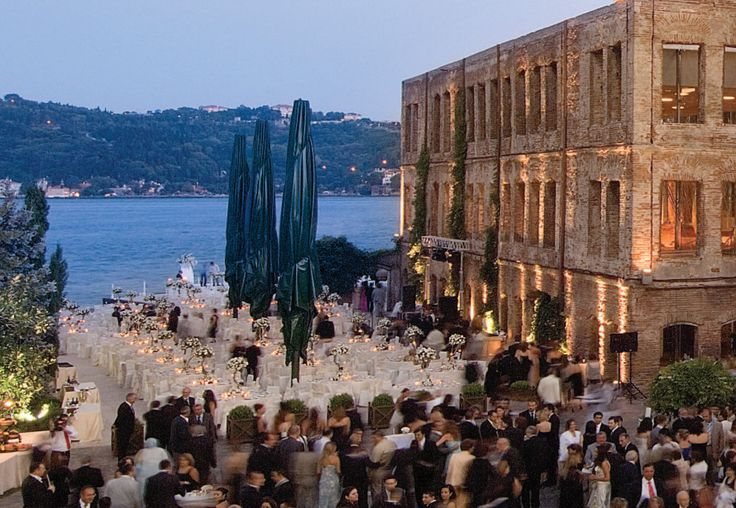 Esma Sultan Yalısı - Ortaköy İstanbul Tarihi Düğün Mekanı