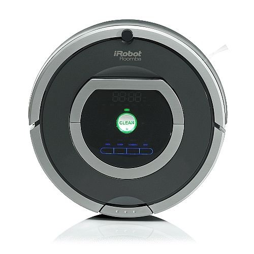 iRobot Roomba 780 Bagless Vacuum Cleaning Robot