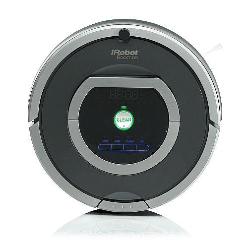 iRobot Roomba 780 Bagless Vacuum Cleaning Robot