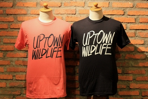 Only NY Uptown Wildlife Tees