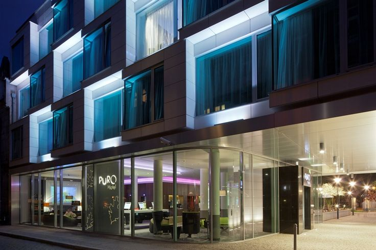Travel - Hotels. Wroclaw, Poland. PURO Hotel. *A favorite Hotel stay.