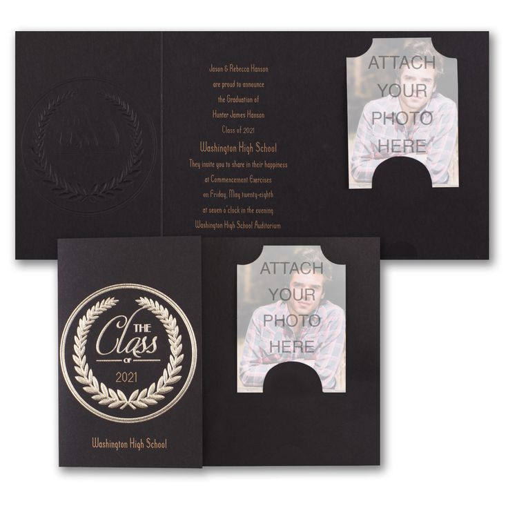 print your own name cards for graduation