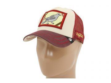 Goorin Brothers Dirty Bird - Şapka, Desenli Fiyat: 180,00 TL İndirimli Fiyat: 145,00 TL