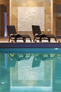 SPA - Divani Palace Larissa Hotel  http://divanilarissahotel.com
