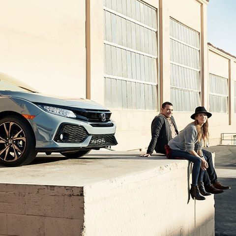 show up boldly in the redesigned civic hatchback httpwwwrensselaerhonda