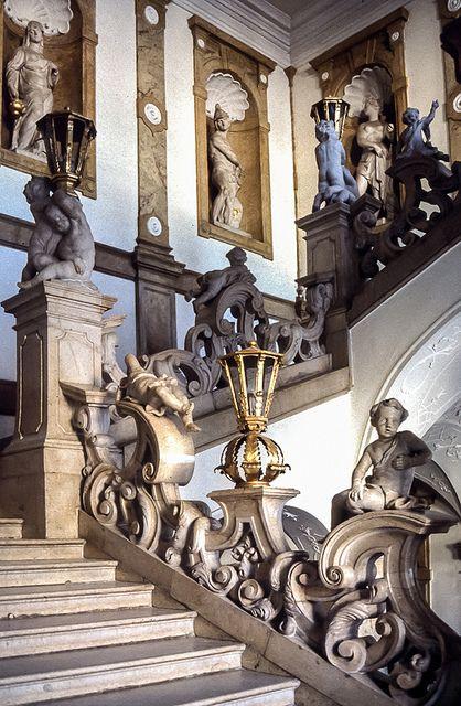 Schloss Mirabell, Salzburg by jacqueline.poggi, via Flickr                                                                                                                                                      More