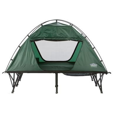 Double 2-man Tent Cot, Without Rainfly