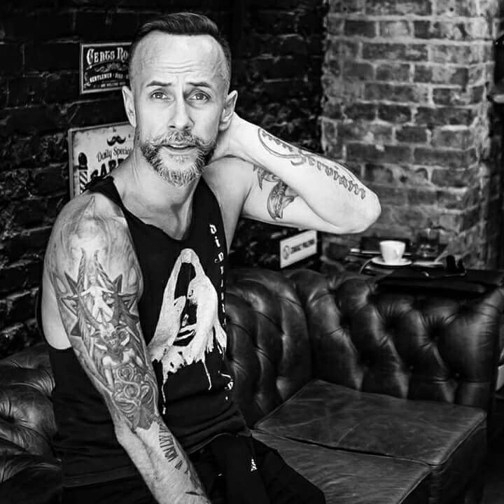 Happy Birthday Adam Nergal Darski 10.6.1977  is a Polish musician  and  television  personality ,best know  for being  the frontman  for  black /death metal band Behemoth . . . . #nergal #behemoth #gentleman #metal #metalmusic #heavymetal #legend #legendary #band #deathmetal