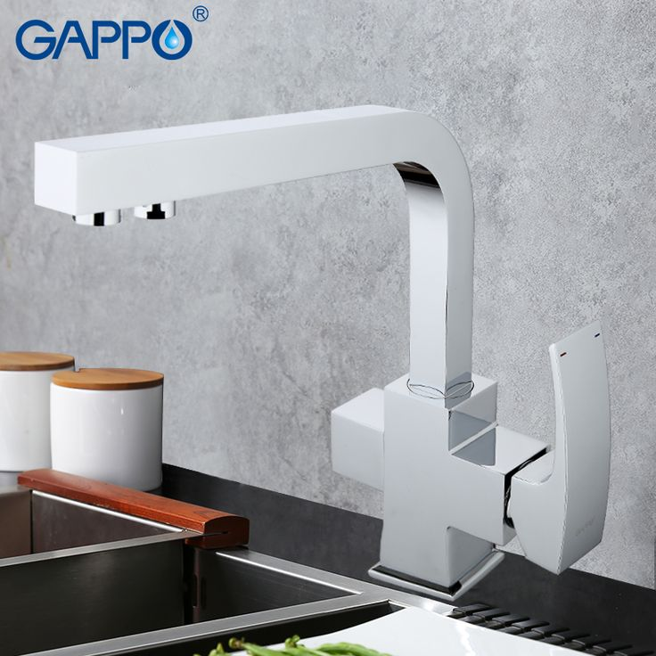 GAPPO water filter taps water mixer bronze Kitchen sink Faucet taps Brass torneira kitchen drinking Water faucet mixer tap G4307 #Affiliate
