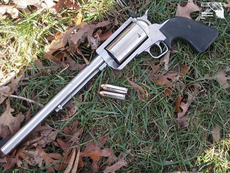 Manufacturer: Magnum Research Mod. BFR-500 Type - Tipo: Revolver Caliber - Calibre: 500 S&W Magnum Capacity - Capacidade: 5 Shot Barrel length - Comp.Cano: 10 Weight - Peso: 4.7...