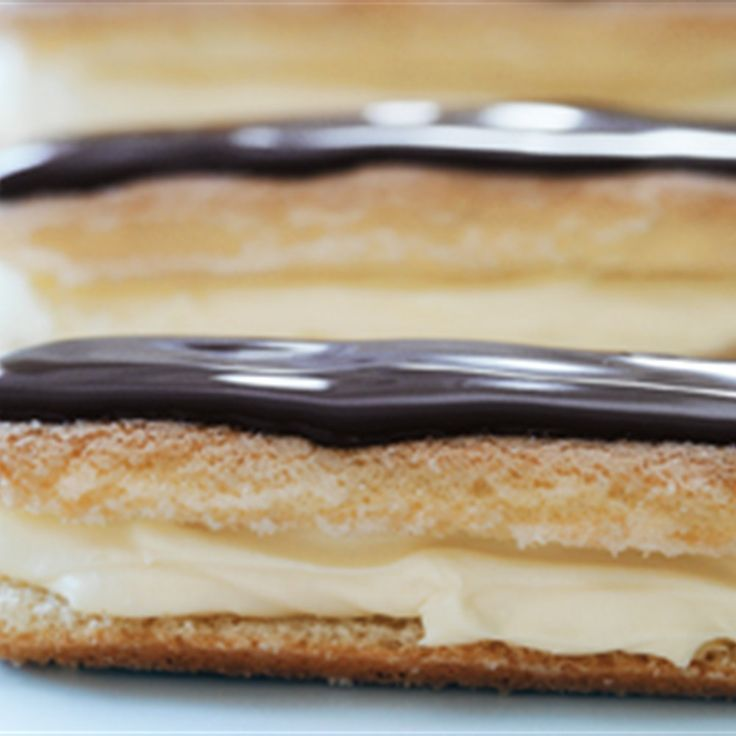 Try this Cheat's Chocolate Eclairs recipe by Chef Donna Hay. This recipe is from the show Donna Hay – Fast, Fresh, Simple.