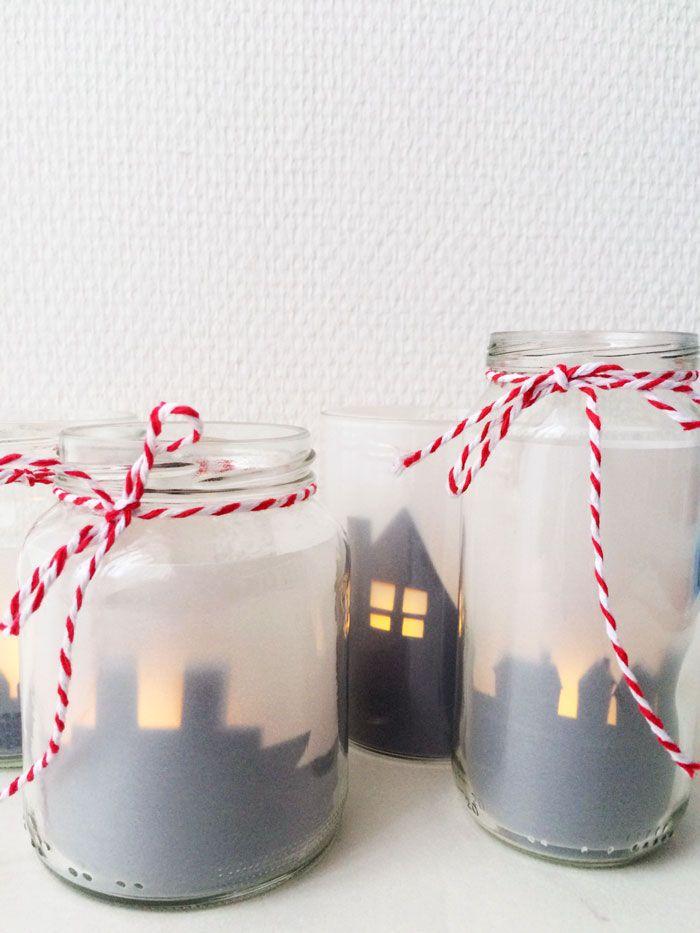 DIY Sinterklaas Lights