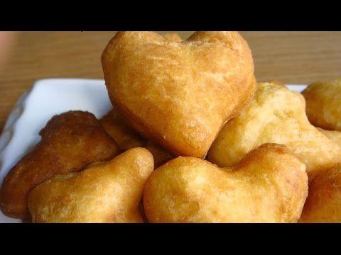 En pratik pişi tarifi | Hamur kızartması nasıl yapılır - YouTube