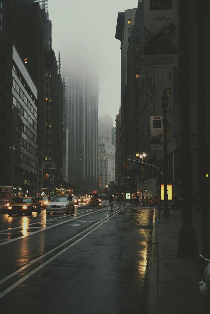 New York / original photo by Ralph Hockens