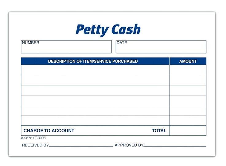 16++ Petty cash handling resume trends