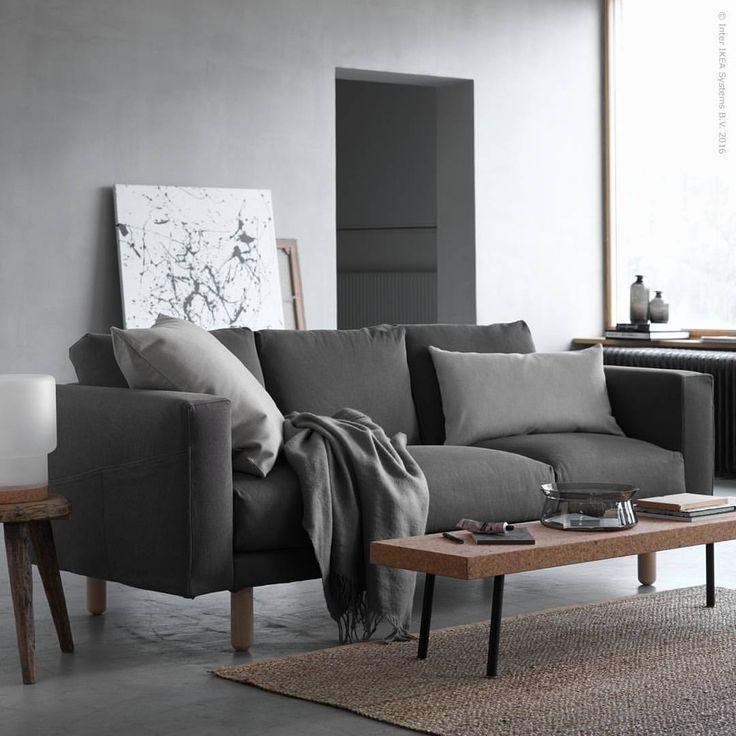 36 besten ikea sofa bilder auf pinterest wohnen wohnzimmer ideen und einrichtung. Black Bedroom Furniture Sets. Home Design Ideas