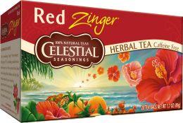 I love all Celestial seasonings herbal teas, but this is one of my favorites!