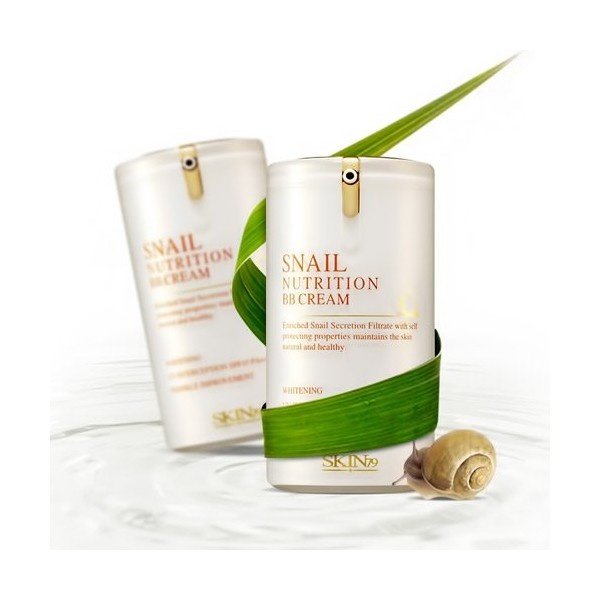 Skin79 Snail Nutrition BB Cream - Krem BB