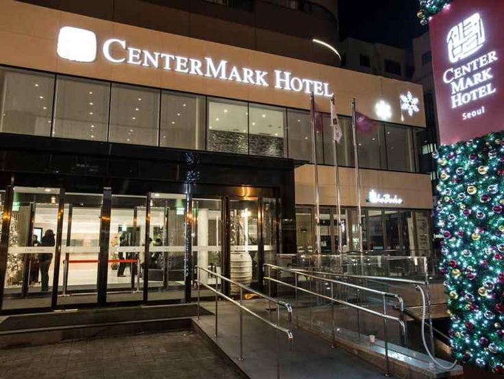 Centermark Hotel In Seoul South Korea 5 Star