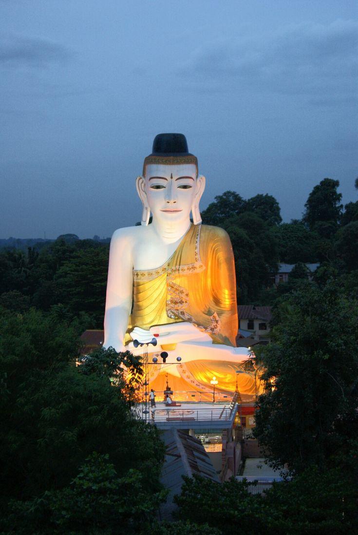 Shwesandaw pagoda - Pyay, Bago- Myanmar