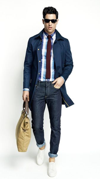 Sport Coat and Chinos