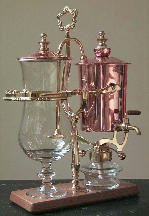 Victorian Coffee Maker