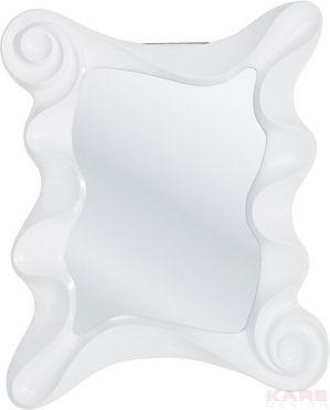 Miroir Wonderland Blanc 130x107  Unité 349,00 € Design: La série Wonderland représente un design hors du commun avec un fond ludique. Le jeu des formes et couleurs vous invite à rêver et fantasmer. Dimensions: 1,3 x 1,05 x 0,1 m Poids: 14,5 kg Référence de l´article: 75764