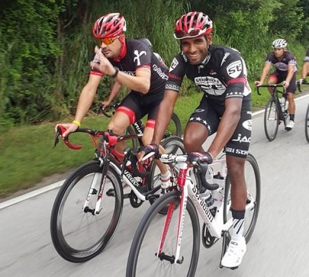 Rodriguez dreams of winning gold at Rio 2016 13.09.2016 Cyclist Jose Frank Rodriguez seeks to win Dominican Republic's second Paralympic gold in Rio. - Jose Frank Rodriguez