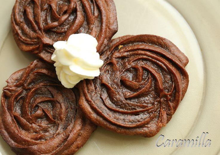 Avokádové vláčné sušenky