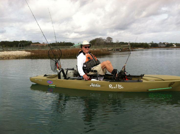 December 22 2013 in murrells inlet sc kayak fishing for Murrells inlet fishing