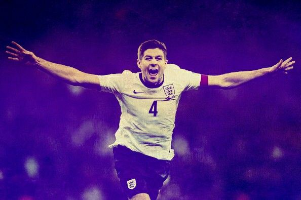 Steven Gerrard (England)