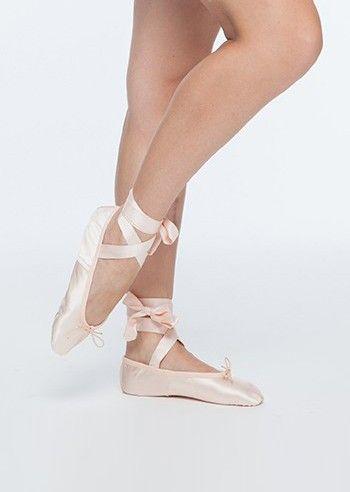 cheap sale purchase outlet newest Ballet Beautiful Satin Ballet Flats ezjOiw3u9p