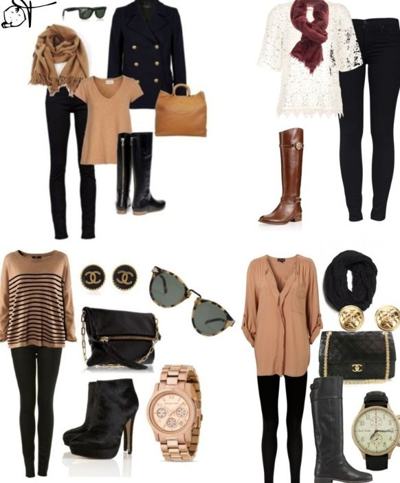 Fall outfits - I need to find good black leggings