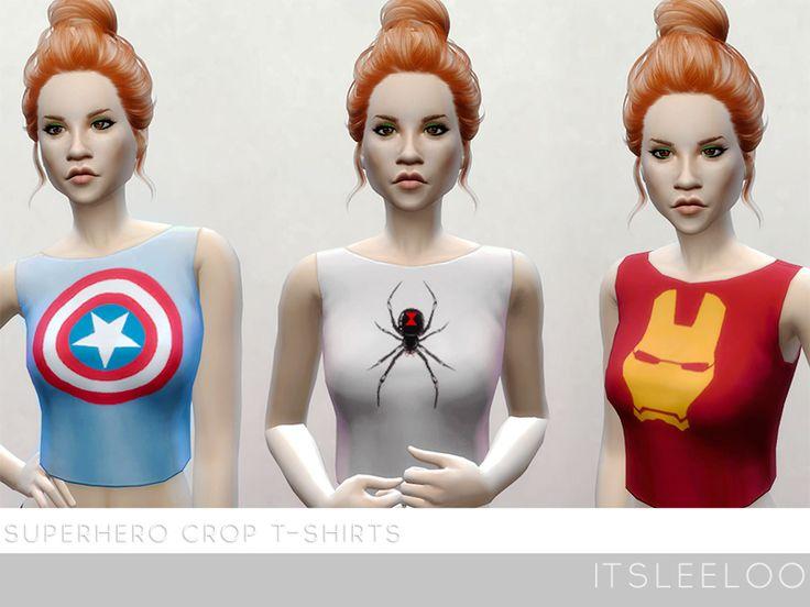 19 Meilleur Sims 4 Cc Vêtements Images sur Pinterest Sims Cc-9406