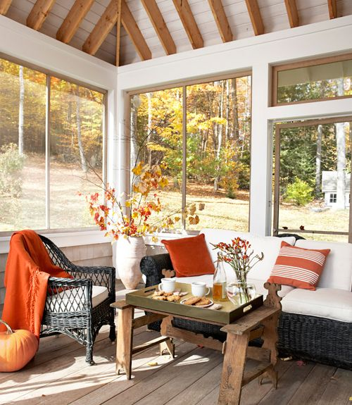 Home Design Ideas Facebook: 40 Of The Coziest Ways To Decorate Your Home For Fall