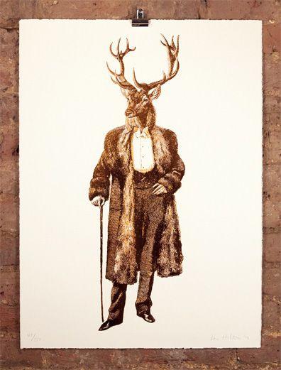 dan hillier • stag • £200.00