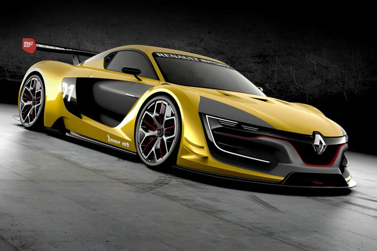 Renault RS 01, forget the concept, this IS a real car!