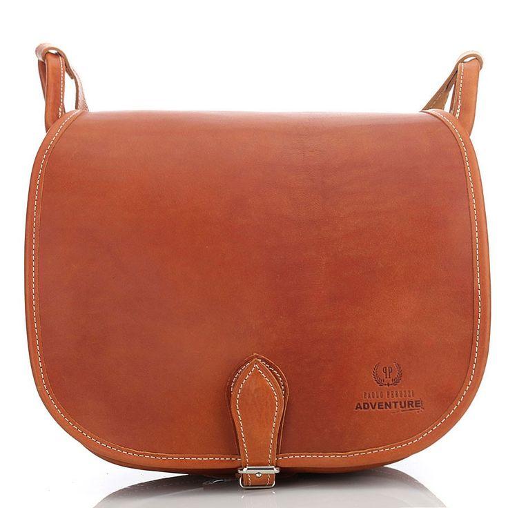Brown leather womens bag Paolo Peruzzi Adventure here: http://supergalanteria.pl/ekskluzywna-skorzana-torebka-damska-paolo-peruzzi-brazowa-888-pp-br
