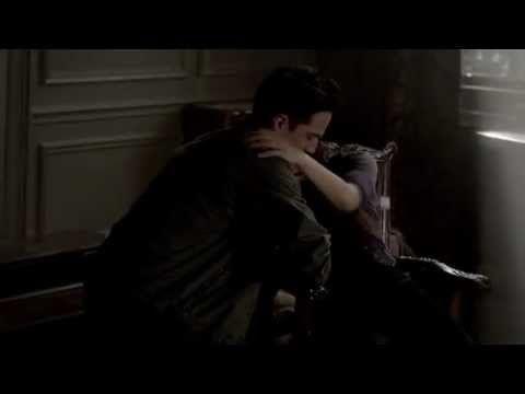 "Vampire Diaries 3x21 Before Sunset - Tyler saves Elena from Klaus ""I'm n..."